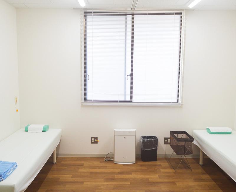 生理検査室(臨時診察室・待合室)