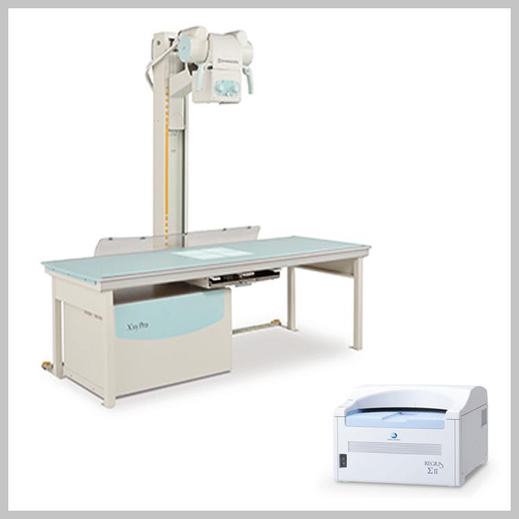 診断用X線装置(レントゲン)